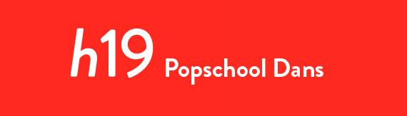 popschool dans